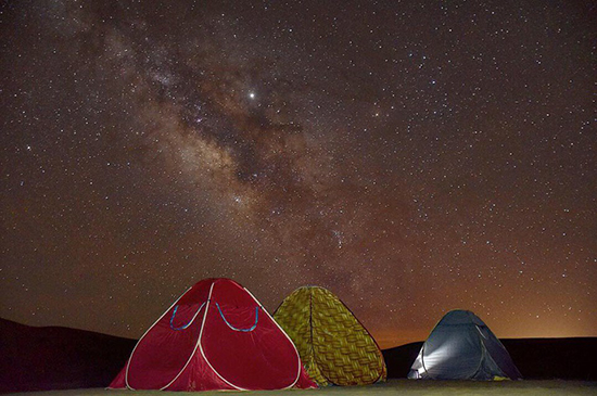 Varzaneh Desert Camp