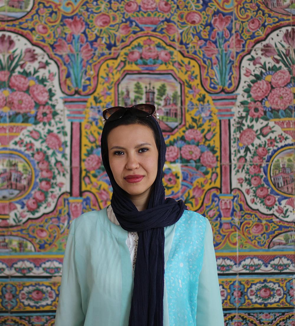 Roshanak Haghbin