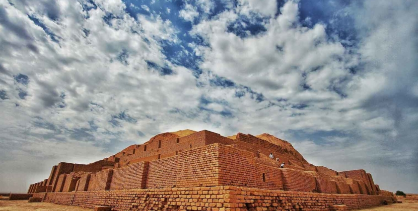 Chogha Zanbil is the first Iranian UNESCO world heritage site