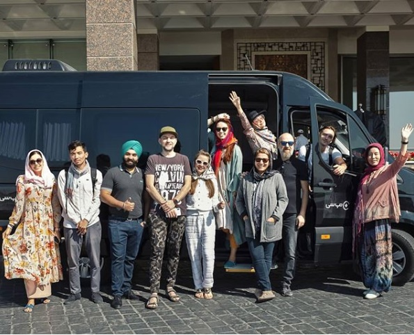 Feel Iran is a fam trip to show Iran's beauty and Safety