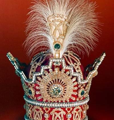 National jewelry museum of Iran