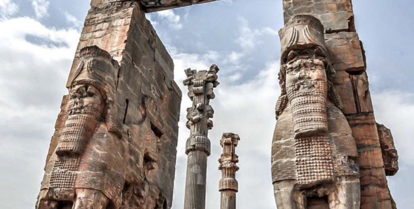 Persepolis the ancient city of art and architecture