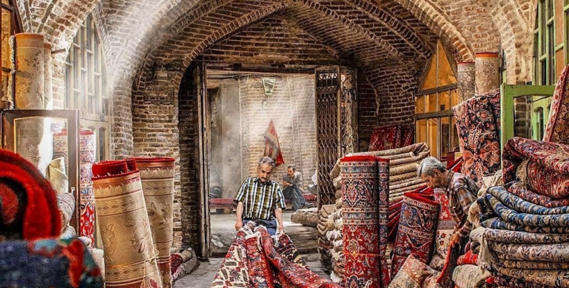 The authenticity of Persian carpet
